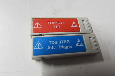 Tektronix TDS3FFT & TDS3TRG Module for TDS Oscilloscopes