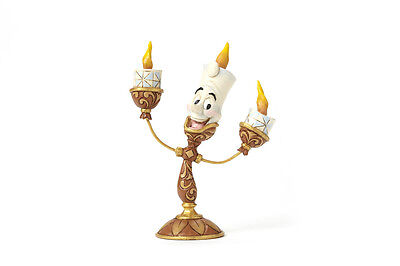 Lumiere Figure Beauty and the Beast Collectible Figure Jim Shore 4049620 NEW
