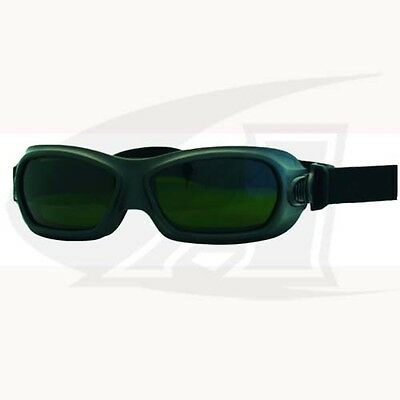 Jackson Wildcat Cutting Goggles with Lens Shade #3