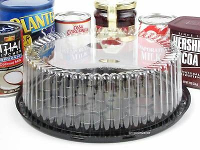 """9"""" Display Cake Containers for 1-2 layer Cakes.#G25 - USA made - Free S&H!"""