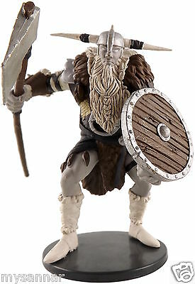 D&D mini FROST GIANT TOD Dungeons & Dragons Pathfinder Miniature