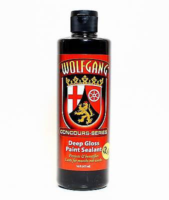 Wolfgang Deep Gloss Paint Sealant 16 fl oz