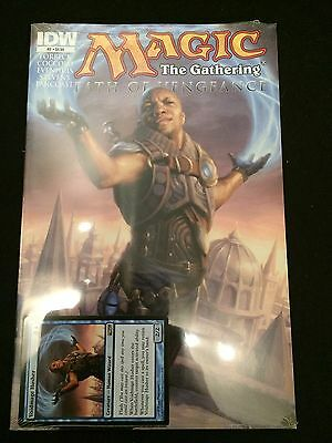 MAGIC THE GATHERING: PATH OF VENGEANCE #2 Sealed with Card VFNM Condition