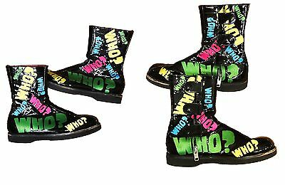 Wwe Big E The New Day Ring Worn And Hand Signed Wrestling Boots With Coa Rare