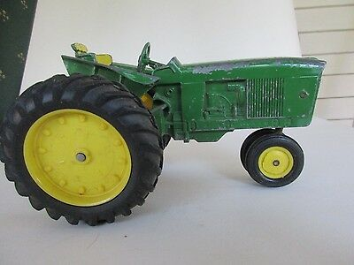 John Deere Toy Tractor 1/16 Scale Made in USA