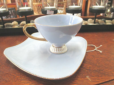 Vintage Westminster Fine China Tennis Cup And Saucer Set Made In Australia