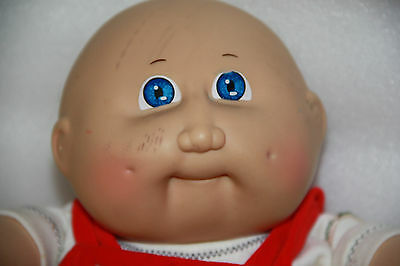 1982 Cabbage patch doll 40 cm vintage cabbage patch 1978 - 1982 cabbage patch
