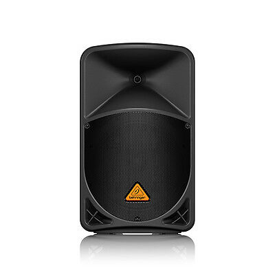 "Behringer Eurolive B112MP3 12"" PA Powered Speaker 1000W – MP3 Player"