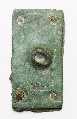 Original Roman Army 1st Century Military Belt Plate