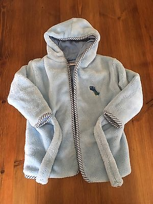 boys dressing gown 6-12 Months