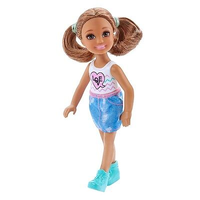Barbie Club Chelsea Snack Time Doll
