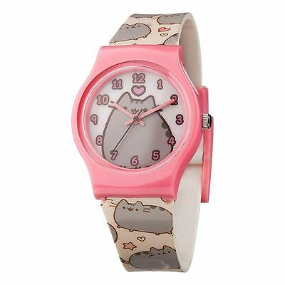 Officially Licensed Children's Pusheen Analogue Watch