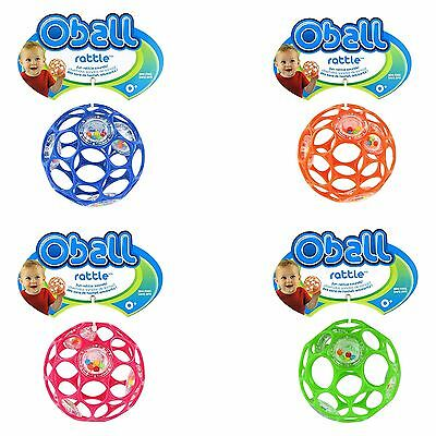 (You Pick Color) Mary Meyer Oball Rattle Ball Unisex