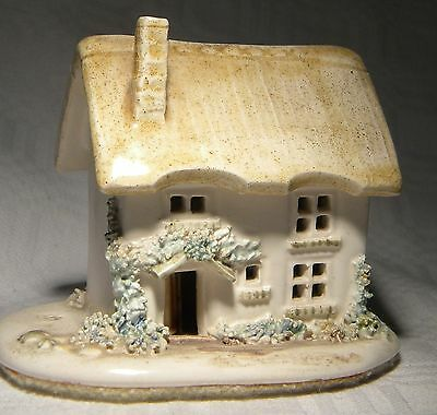 Cattage Craft Studio Pottery  Miniature House