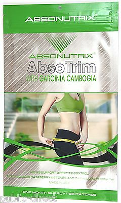 AbsoTrim Diet Patch Garcinia Cambogia 75% HCA Caralluma Weight Loss Absonutrix