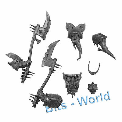 Warhammer Bits: Warriors Of Chaos Maggoth Lords - Orghotts Daemonspew