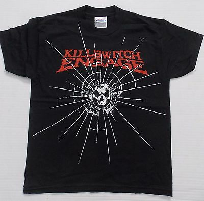 Killswitch Engage- NEW YOUTH CHILD Shatter T Shirt- Medium FREE SHIP TO U.S.!