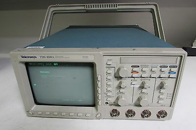 Tektronix TDS460A 4 Channel Oscilloscope 400MHz 100MS/s