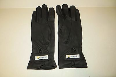 Solumbra Sun Protection Gloves Black Women's Med.
