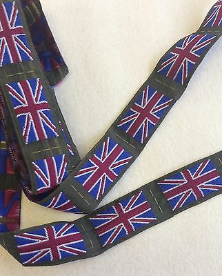 Union Jack Flag Badge, Army, Military, Combats, MTP, Patch, Badge, Flash, TRF