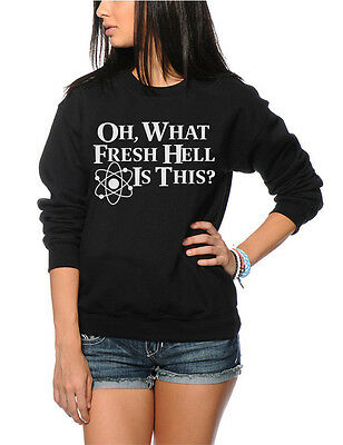 Oh What Fresh Hell Is This Youth & Womens Sweatshirt