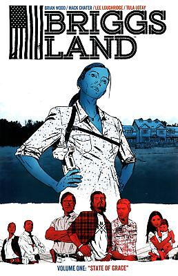 "Briggs Land: Vol 1 ""state Of Grace "" Tpb (Dark Horse)"