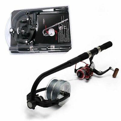 Fishing Line Winding System Spinning  Reel Line Winder Spooler Portable Tackle