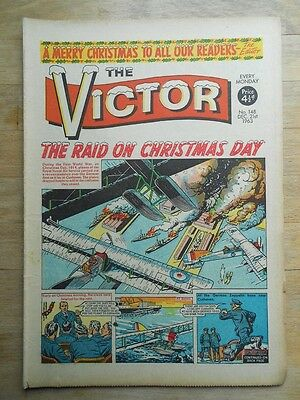 The Victor comic No. 148 from 1963 Christmas issue