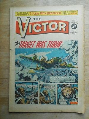 The Victor comic No. 13 from 1961