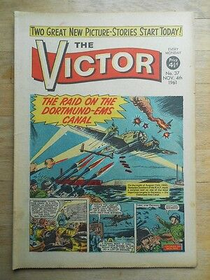 The Victor comic No. 37 from 1961