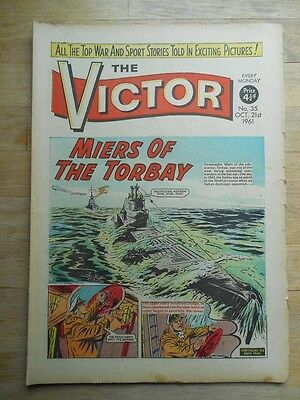The Victor comic No. 35 from 1961