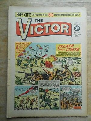 The Victor comic No. 30 from 1961
