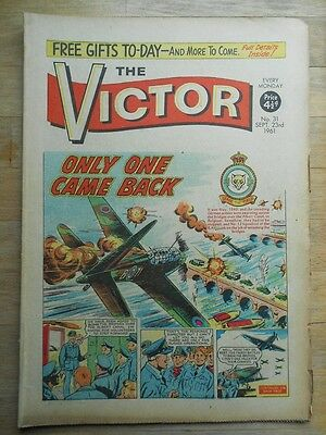 The Victor comic No. 31 from 1961