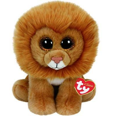 Ty Beanie Babies 96300 Louie the Lion Large Classic