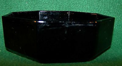 """Arcoroc ~ Octime ~ Black ~ Soup / Cereal Bowl 5 1/2"""""""