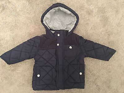 Mothercare Baby Boy Jacket 6-9 Months