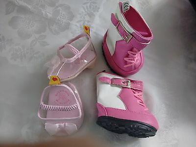 Boots And Shoes For Build A Bear/dolls
