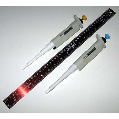 Oxford Benchmate 10-50 µL and 200-1000 µL Pipets with Integrated Tip Ejectors