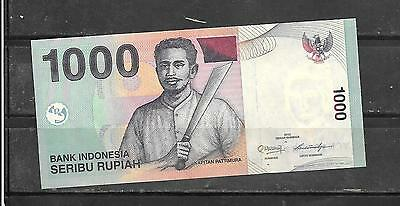 Indonesia #141K 2012 Unused New 1000 Rupiah Banknote Bill Note Paper Money