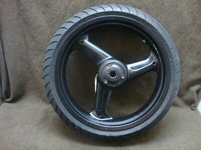 01 2001 Ducati M600 600 Monster Wheel Rim & Tire, Front #yn13
