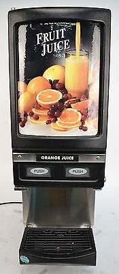 Wilshire Dual Spout Juice Dispenser / Dispensing Machine SLJ1000-2