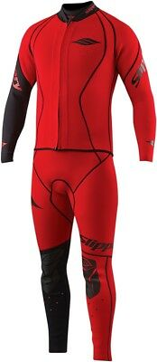 Slippery 3201-0211 Fuse Combo Wetsuit Md Red