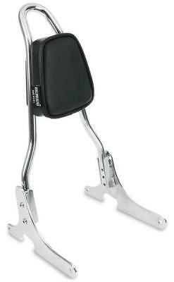 Tapered Backrest Pad for Round Sissy Bars Smooth Drag Specialties 0822-0053