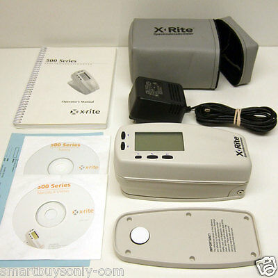 X-Rite 528 Color Spectrophotometer Densitometer  Xrite528 Excellent Condition
