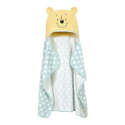 Disney Baby Winnie the Pooh Puppet Head Towel