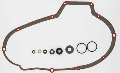 Primary Cover Gasket Seal and O-Ring Kit JAMES GASKETS JGI-34955-75-K NEW