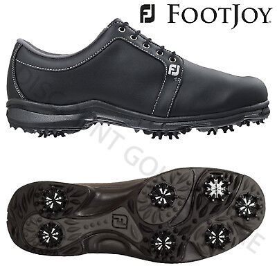 Footjoy Ladies AWD Wide Golf Shoes Black CLEARANCE
