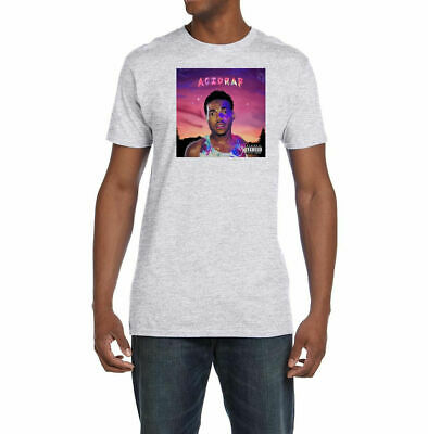 Chance The Rapper Acid Rap Album Cover T Shirt Hip Hop Acid Rap Chicago Tee New