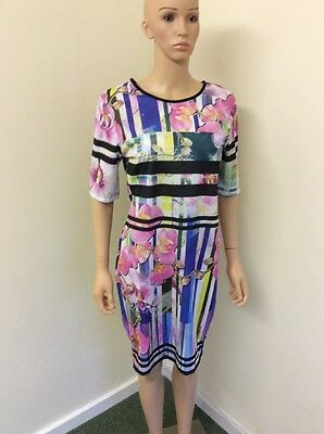 Atmosphere Bright and Colourful Dress (UK Ladies Size 10)