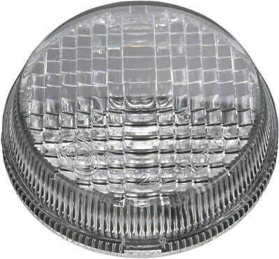 DOT Approved Turn Signal Replacement Lens - K&S Technologies (Clear) 25-1250C